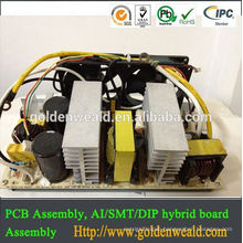 high-performance pcba oem manufacturer gps pcba washing machine pcba